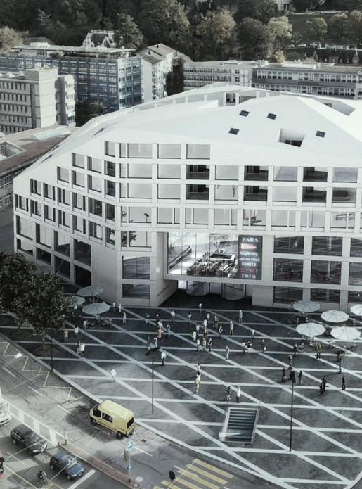 Archhöfe City Mall