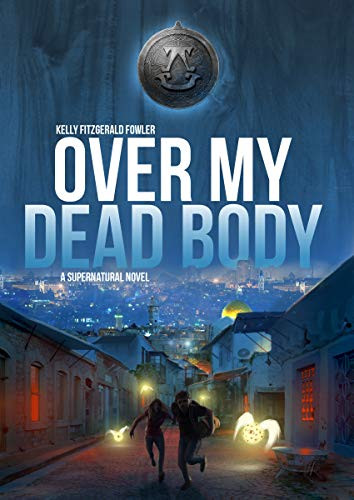 Over My Dead Body Book Cover