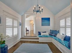 Blue Cottage Sitting Room