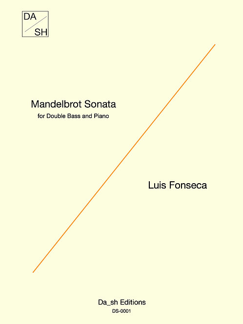 Luis Fonseca - Mandelbrot Sonata for Double Bass and Piano