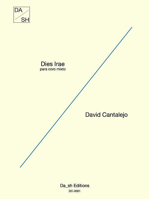 David Cantalejo - Dies Irae para coro mixto