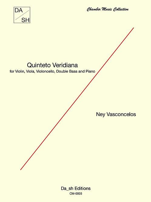 Ney Vasconcelos - Quinteto Veridiana