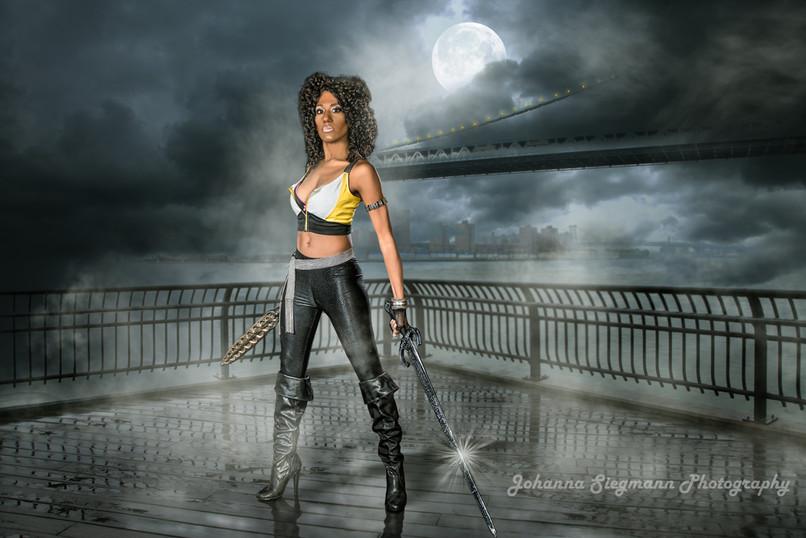 Warrior Princess III