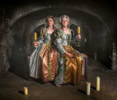 dames in the dungeon