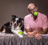 Dr. Phil with Sadie
