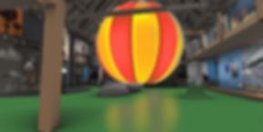 Entrée Expérience Ballon