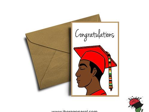 KOLA | CONGRATULATIONS | Graduation Card | Greeting Card