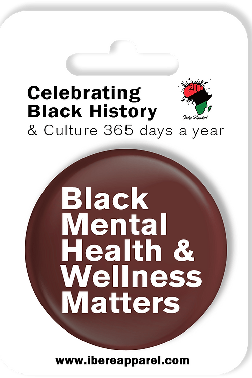 Black Mental Health & Wellness Matters