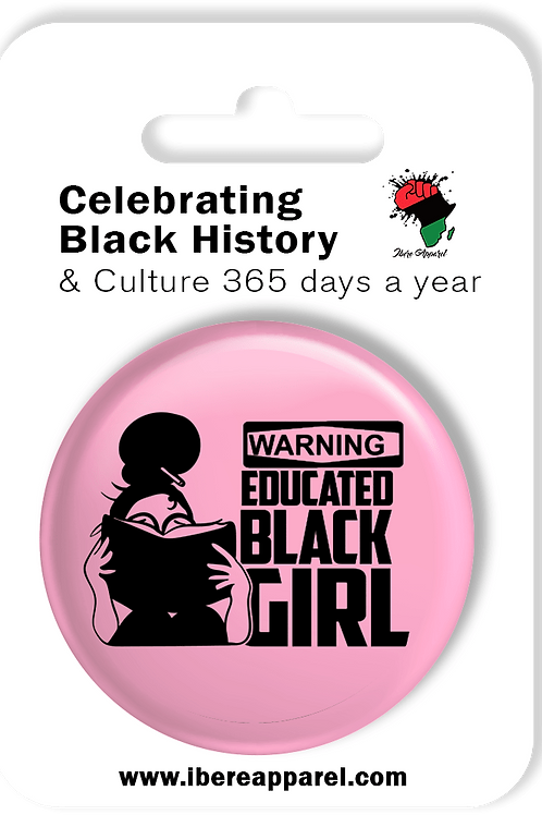 Warning - Educated Black Girl
