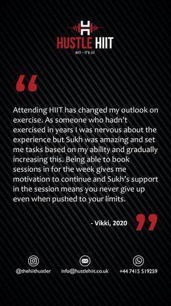 Hustle HIIT