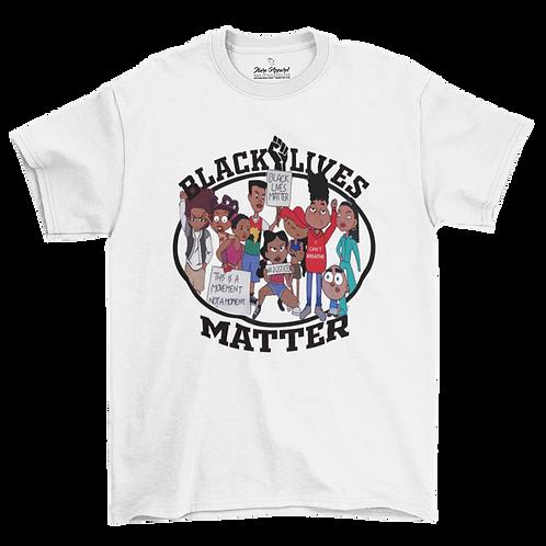 Black Lives Matter Cartoon