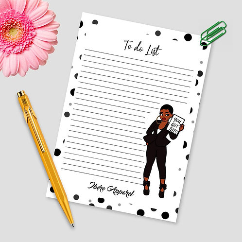 You Got This | A6 NOTEPAD