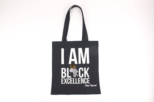 I AM Black Excellence Bag