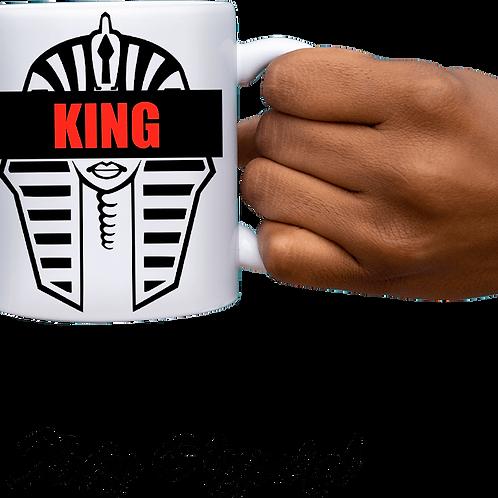 Black King Mug