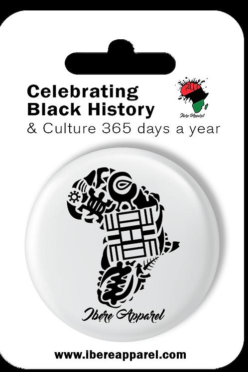 Africa Badge