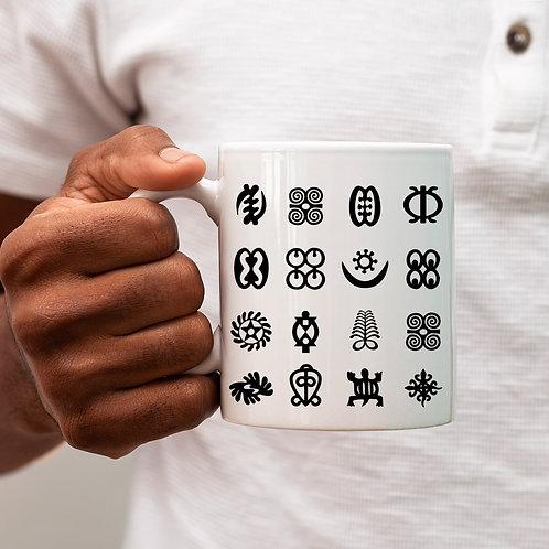 Andrinka Symbols Mug