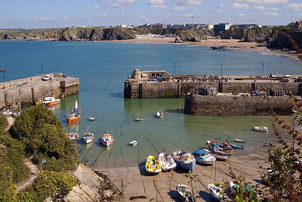 Newquay, home to Reflections Holiday Home Managment
