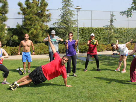 Power Ranking the Best Fitness Classes