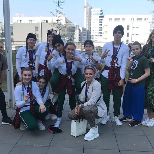 Junioři Velké Němčice - Spicy