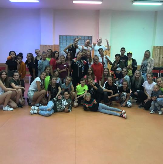 Move Around Dance Camp Prudká 2019