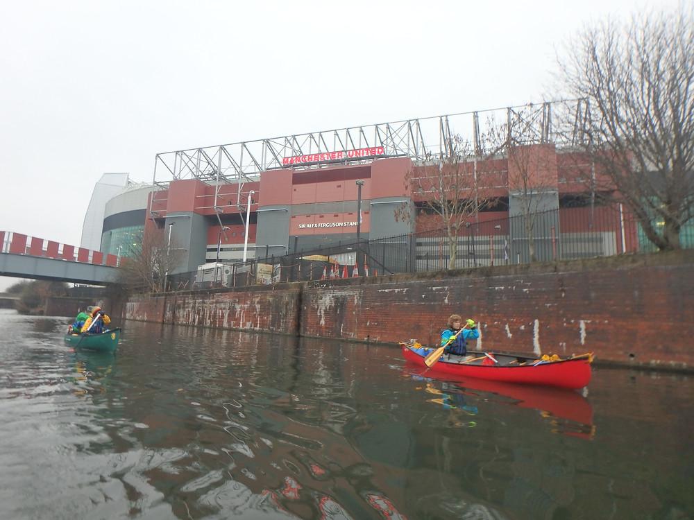 Old Trafford Stadium