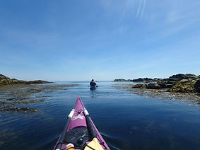 Sea Kayaking Enlli