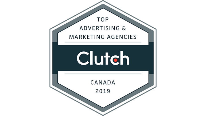 Label 428 Named Canadian Leader in Social Media and Content Marketing by Clutch