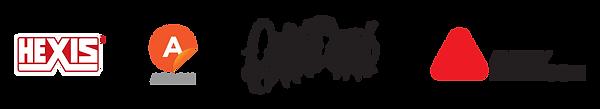 Hexis Arlon Paint Is Dead Avery Dennison vinyl brand logos