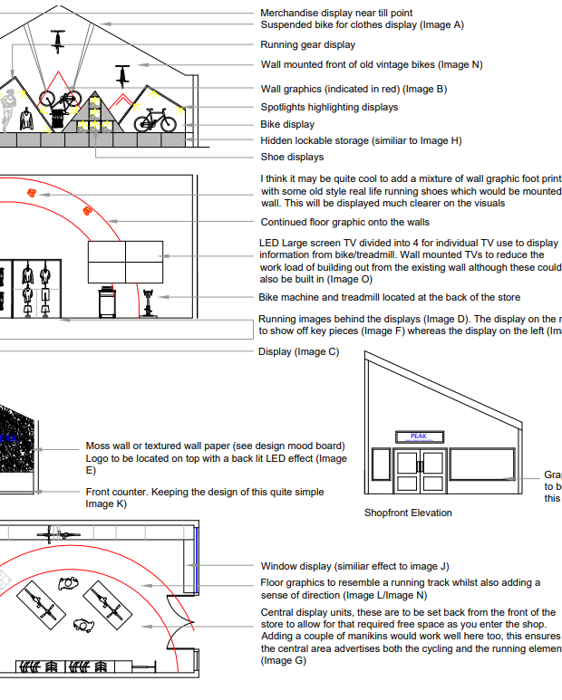 Commercial Technical Drawing
