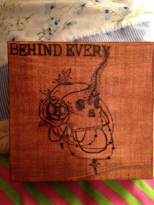 Behind Every...