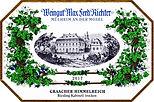 2017 Graacher Himmelreich Riesling Kabin