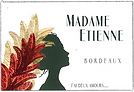 Madame Etienne Rouge Front Label NV.png