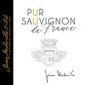 Medeville Pur Sauvignon de France Front