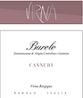 Cannubi Virna Front Label NV.png