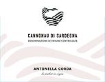 Corda Cannnonau di Sardegna Front Label
