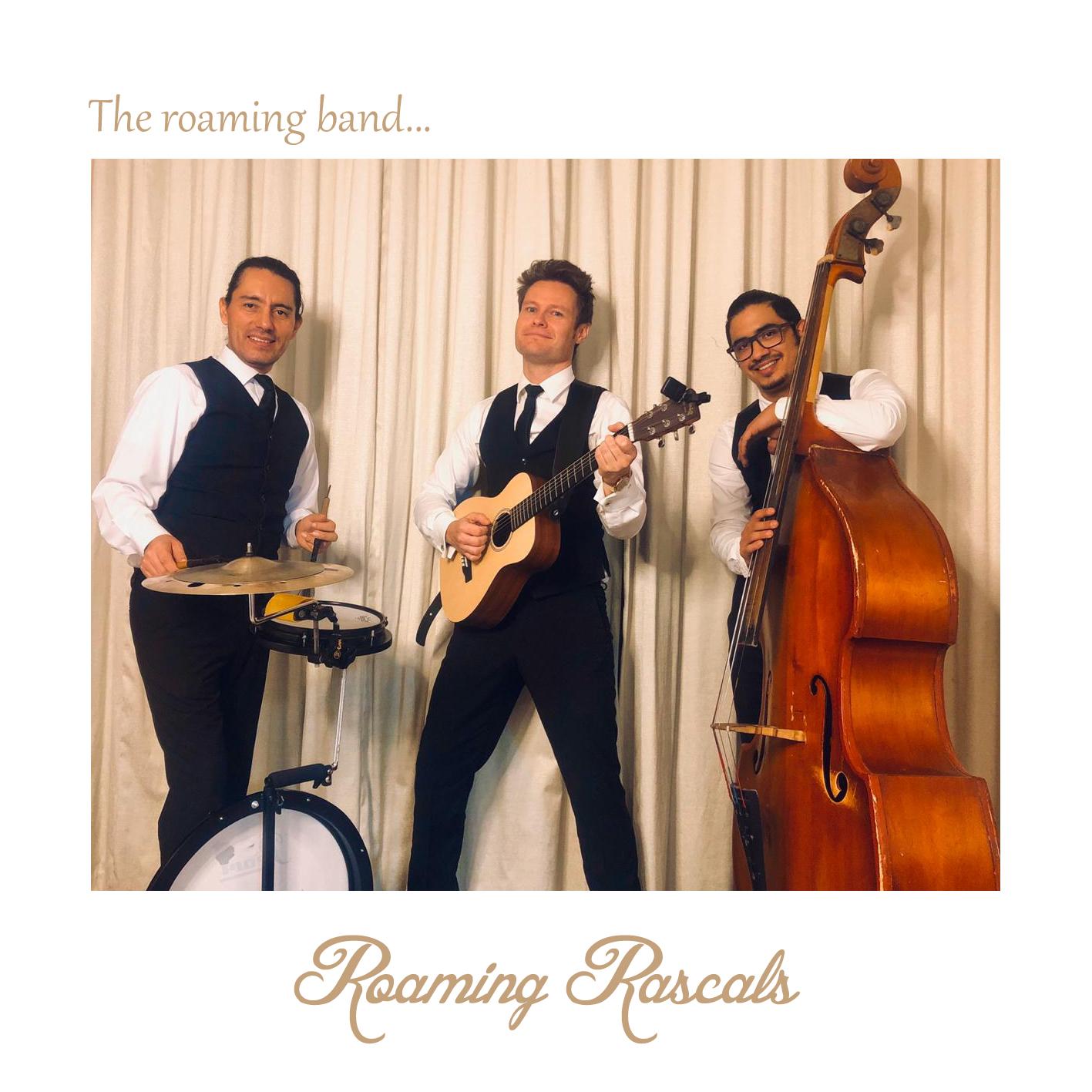 Trio - Roaming Rascals
