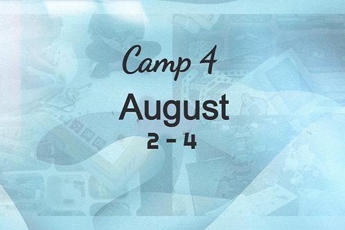 Aug 2 - Aug 4