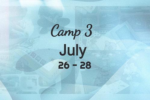 July 26 - July 28