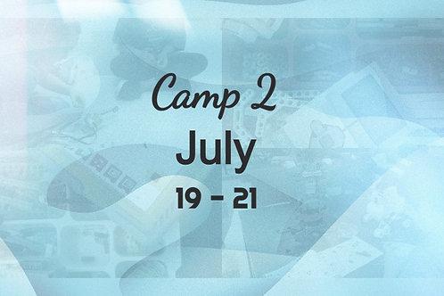 July 19 - July 21