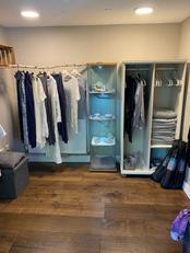 The Yoga Studio Hartley Wintney retail area