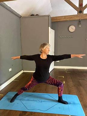 Beginners 4 week yoga course