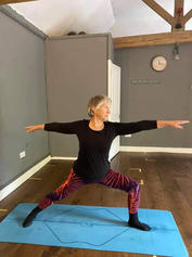 Yoga is for all, age is no barrier
