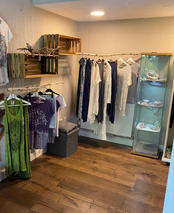 Our retail area