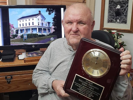 Bill Brunner Recognized by Borough