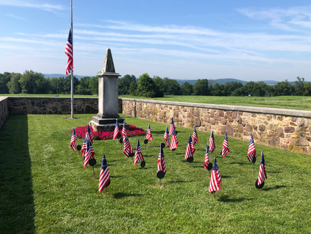 East Vincent Honors Revolutionary Soldiers