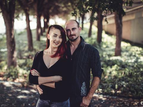 Kris Swearingen & Toro Eaker