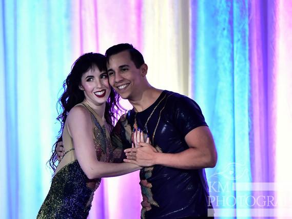 Hugo Miguez & Stacy Kay