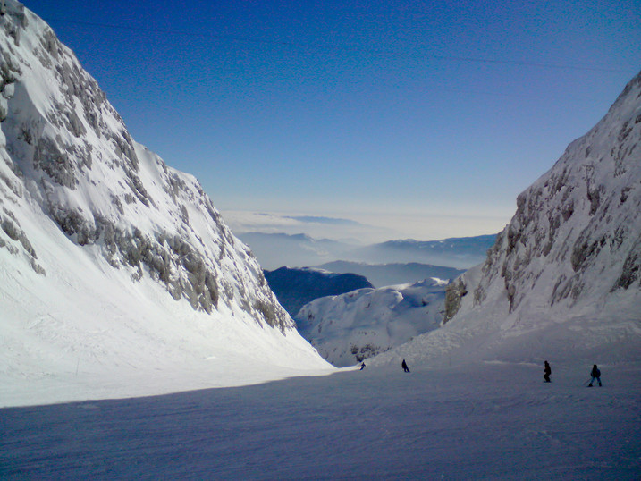 Mount Kanin Julian Alps