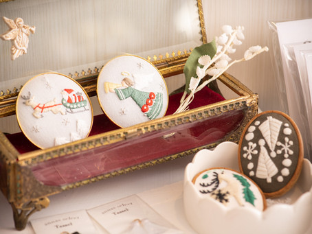 施主様インタビュー「西荻窪の居抜き物件を、刺繍教室&ショップにリフォーム」を公開!