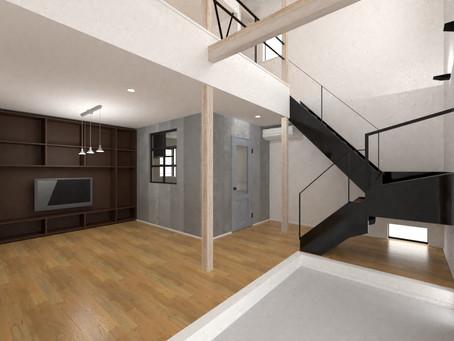 【満員御礼】5/1(土)野川にある大空間の家『WB HOUSE 完成見学会』開催